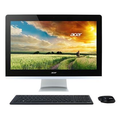 """Afbeelding van Acer 23.8"""" Z3-715 AIO TOUCH I5-6400T 8GB 1TB HD530"""